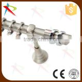 Iron/Aluminum Alloy Metal Material And Iron Metal Type Curtain Rods                                                                         Quality Choice