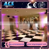ACS High Quality cheap wood dance floor , wood flooring For Sale /Wedding Party dance floor for sale