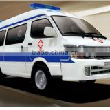 hight quality Intensive Transport LHD Emergency Ambulance medical Vehicle Transfer Ambulance car for sales SY6480AD-ME(Q)