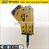 165 mm chisel hydraulic Breaker, hydraulic hammer, demolition hammer for 40-50 ton excavator