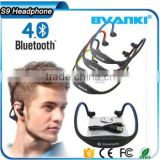 Bulk items New Sports Noise Cancelling Neckband Headphones Music Bluetooth Hbulk itemseadphone Stereo Wireless Headphone for PC