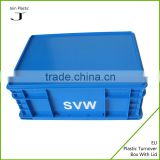 Multipurpose Stackable Plastic Crate Recycled