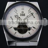 ZOBW-01W stainless steel Automatic Stainless steel mechanicl seagull watch
