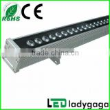 Professional LED wall washer supplier!2013 Hot and new AC110V,AC220V RGB, single color 36w led outdoor wall washer lamps