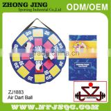 Cheap price and high mass Cloth Target Shooting Games Soft Dart Board