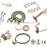 tube halogen heating lamp heating element