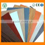Plain MDF board/ melamine MDF/particle board/chipboard, laminated mdf board for furniture