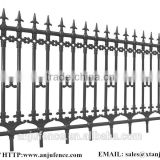 Decorative metal garden fence panels / Steel grills fence designs                                                                         Quality Choice
