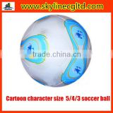 Best Sale Sports PVC Football Machine Stitched Football, Competition Soccer Ball for promotional