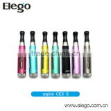 2014 Hottest Selling Authentic Bottom Dual Coil Aspire CE5-S Atomizer CE5S bdc in Stock Elego