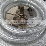 Anti-frozen Spiral Steel Pvc Hose