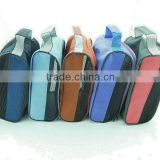simple design golf shoe bag strong nylon material affordable price