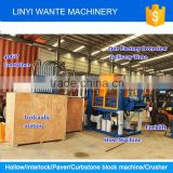WANTE MACHINERY WANTE BRAND QT4-15C Light Weight Blocks Machine Cost