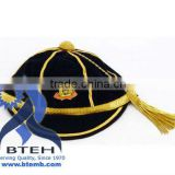 Honours Cap with Gold Bullion Embroidered Badge and Bullion Tassel