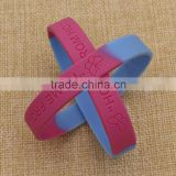 Cheap custom silicone mosquito repellent bracelet                                                                         Quality Choice
