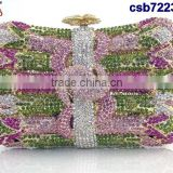 CSB7223-8 Fast shipping avaliable good quality factory price new design handbags for lady evening party