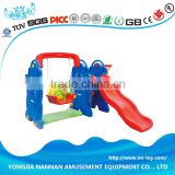 New good quality plastic slide and swing set cheap sale                                                                         Quality Choice