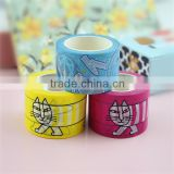Free sample customized pvc adhesive tape