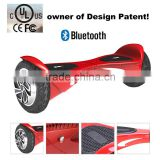8 inch SUV 2 Wheel Smart Balance Electric Scooter Hoverboard With Dual Bluetooth Speaker Motorized Standing Drift Board UL2272
