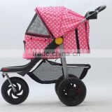 New high quality luxury oxford pet stroller/Toy pet stroller                                                                         Quality Choice