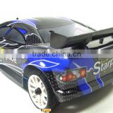 Cheap 2.4G HSP 1/16 Nitro Powered on road Drifting RC Car 94282