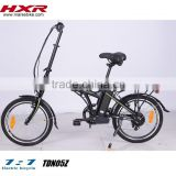 Hot 2014 newstyle bicicletta elettrica ,20inch tire folding fiets made in China MARSEBIKE TDN05Z electric bike