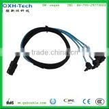 SFF 8087 Mini SAS Cable 32P to 4x SATA 7Pin With Latch cable
