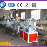 PC,PP,PE,And PVC Plastic Hollow Cross Section Plate Extrusion Line Plastic Machinery
