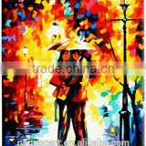 Kids painting by numbers DIY kinfe canvas oil painting 5347                                                                         Quality Choice