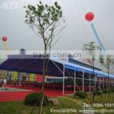 Carnival Marquee Tents in Blue Color, Aluminum Party Marquee 20x40, Multispan Tents