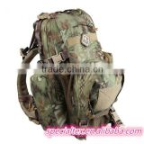 Outdoor Military Camouflage Backpack Shoulder Tactical Backpack Rucksack Camping Hiking Trekking Bag