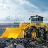 966 loader with CAT Engine ZF Gearbox Big wheel loader with CE made in china