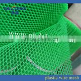 Factory directly PP/PE green rubber netting