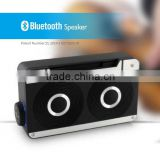 Hot New Products For 2015 Unique Waterproof IPX4 Super Bass Small Wireless Speaker Kit