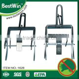 BSTW professional pest control factory strong galvanized metal mole & gopher trap