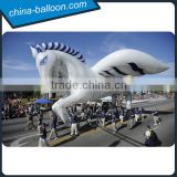 giant inflatable horse model,inflatable fly horse with wings,cheap price