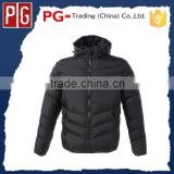 Men Black Windproof Heavy Jacket Apparel Stock men fashion jacket