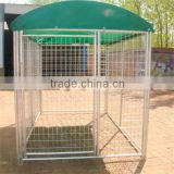 Cages Cage,Carrier&House Type and Dogs Application hot dipped Galvanized&PVC coated dog kennels