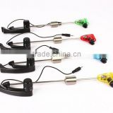 4 Pcs LED Carp Fishing Swinger Illuminated Swinger Set 4 Colors Fishing Accessories For Bite alarm