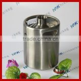 Stainless steel 304 used beer kegs for sale