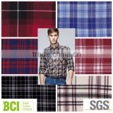 woven cotton heavy weight flannel fabrics in 21s 16s 10s of latest shirt fabric designs for man