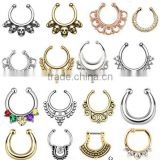 latest ring designs nose ring china factory for sale