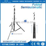 Factory supply HPUSN photography photo video studio lighting flash softbox umbrella air-cushion light stand