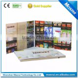 China Regional Feature and Wedding Decoration & Gift Use 4.3 Inch LCD Video Brochure
