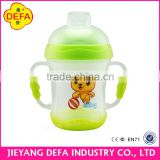 2014 Alibaba Supplier ISO EN71 SGS Disposable Baby Feeding Bottles Baby Bottle