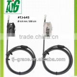 Adjustable bicycle chain lock, Specialized electronic bike lock, Iron Bicycle Lock