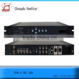 DVB-C HD IRD digital satellite receiver DVB digital TV digital headend