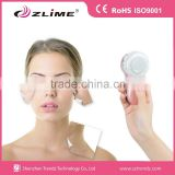 beauty spa equipment Electronic Vibration Red/Blue/Green Light Therapy face skin massage machine