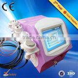 1MHz Portable Slimming Machine Vacuum Cavitation Lipo Machine Cavitation System With Ce For Salon/home