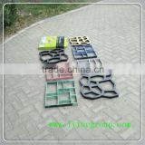 Plastic Concrete Pavement Mold Block Mold for garden paving slab